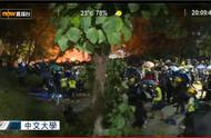 紧急关注!香港中文大学烧起熊熊火焰!内地生被困|晨读天下