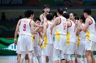 奥运资格赛亚太区中国女篮12人名单公布