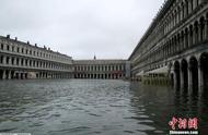 """损失10亿欧元!洪水一周三袭,威尼斯""""望洋兴叹"""""""