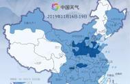 明夜冷空气抵达上海,降温大风来袭