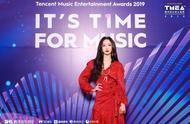 孟美岐红裙、张靓颖仙气、TFBOYS掀最强声浪……|2019腾讯音乐娱乐盛典红毯