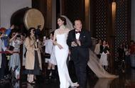 林志玲婚礼现场:低调不失奢华,中文和日语互相致辞,看完想嫁