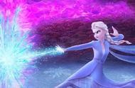 《冰雪奇缘2》发布一组角色海报,11月22日北美上映,内地待定