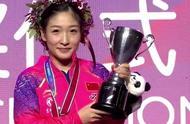 刘诗雯夺冠首先提到教练!感谢马琳长期支持,头脑清醒要更加努力