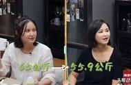 """张歆艺半个月瘦20斤:瘦下来的女生,都是""""狠角色"""""""