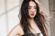 汤唯红唇湿发造型登上视相Variety十二月刊