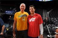 NBA父子都长啥样?沃顿父子一模一样,里弗斯父子肤色反差大!