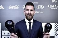 梅西第6次荣膺世界足球先生 网友:最棒的他