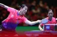 中国女乒3比0横扫中国台北,晋级女团决赛,静待日本or韩国