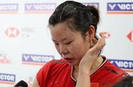国羽一大损失,28岁李雪芮提交退役申请,她经不住伤病的折磨了