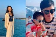 张子萱疑似二胎,这就是陈赫想要的一家四口的幸福,前妻却给不了