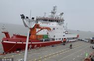 南极企鹅,我来了——雪龙号2号考察船奔赴南极