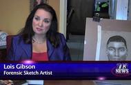 美国奇女经历传奇:21岁遭人侵犯,画逼真肖像图抓1200逃犯
