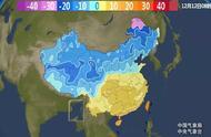 历史罕见!北方下雪,南方升温异常温暖,难道是要重回秋季?