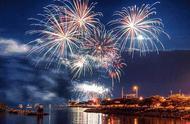 庆祝日照市建市30周年焰火晚会即将在奥林匹克水上公园太阳岛璀璨绽放