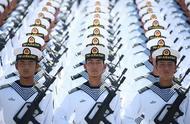 请祖国检阅|海军方队:平均年龄最小,以青春名义接受检阅