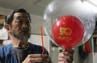 中国国庆气球突然现身1000里外北海道,国庆节为何能走红海外?
