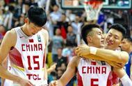 阿联不在状态情况下 周琦和郭艾伦 已成为中国男篮里核心人物