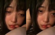 雪莉生前流泪视频曝光,网友:看了真的很痛心!