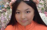 王诗龄晒照庆10岁生日,长发披肩头戴花环,越长越像李湘了