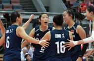 女排世界杯积分榜,中国扩大优势,夺冠只差1胜,美国自己掉队