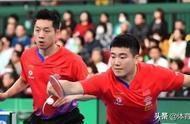 2019年乒乓球团体世界杯,男团中国队3:1战胜韩国队豪取八连冠