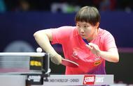 单局打出11:1,朱雨玲4比0索尔佳锁定女单4强,半决赛将战冯天薇