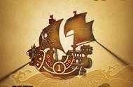 《航海王:狂热行动》曝光中国风海报,好精致