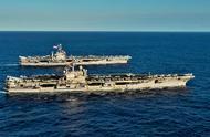 美军舰访华被拒后,里根号再次申请停靠香港港口,这次我国答应了