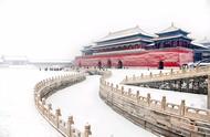 太美了!北京这十大赏雪佳地先收好!下雪了就去