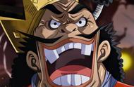海贼王:959话凯多派出三个能力者,草帽联盟没了,桑尼号也没了