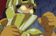 海贼王:路飞的5套铠甲,黄金铠甲吓坏了伙伴,蜡烛铠甲战力最强