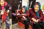 太暖了!107岁妈妈给84岁女儿捎糖吃,女儿脸上笑开花