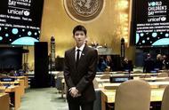 王源联合国大会中文发言,沉稳帅气从容不迫,连续三年登国际舞台