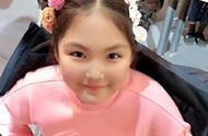 李湘女儿王诗龄近照曝光,这不是村口的大姑娘吗?
