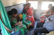 印度坐火车的美妙经历
