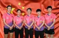 中国女乒3:0横扫日本,夺得乒乓球世界杯女团九连冠