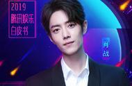 恭喜肖战获星推榜年度电视剧男演员,是金子迟早是要发光的