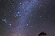 6张超清大图为您解读全年最美双子座流星雨