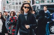 2018冬季,最时髦的叠穿法则,每一种搭法都很喜欢!