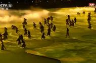 5次现身军运会开幕式舞台的是真的水,水里头还有这些秘密