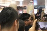周杰伦广州#周杰伦粉丝桶装奶茶应援