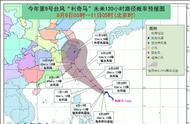 台风范斯高突然加强为14级。未来南海台风胚胎将要被利奇马吞噬