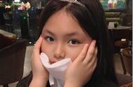 李湘又晒王诗龄美照,几年时间变化好大,越来越像妈妈了