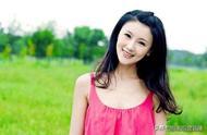 影视女演员甘薇最美的10张照片欣赏,清纯可人 长相甜美