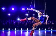 《舞蹈风暴》半决赛强势来袭 李响首次借助威亚演绎木偶
