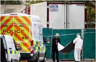 英国一货柜车内39具尸体系中国公民,事发前货柜运输路线曝光