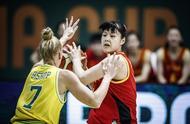 教科书般的示范,领先1分怎么打,中国女篮好好给男篮上了一课