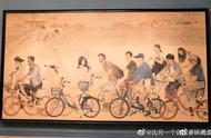 中国美术馆惊现易烊千玺,这位粉丝真棒,偷摸着把自己爱豆放进去