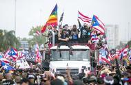事情彻底闹大了!美国爆发最大规模示威游行,50万人涌上街头